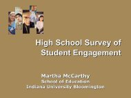 Students - Indiana Pathways to College Network
