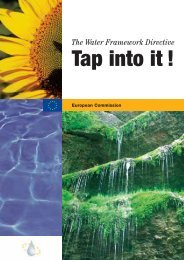 Tap into it! - European Commission - Europa
