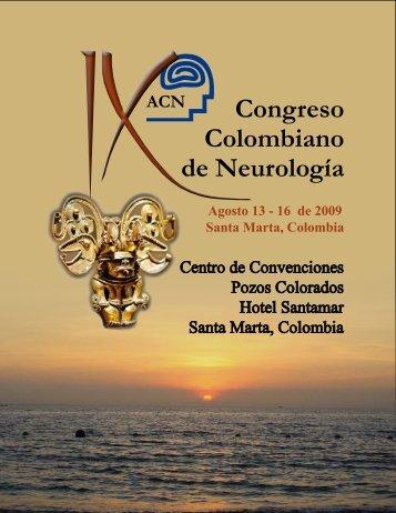 Carteles IX Congreso Colombiano de Neurología - Asociación ...