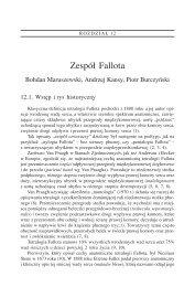 Zespół Fallota – Bohdan Maruszewski, Andrzej Kansy, Piotr ...