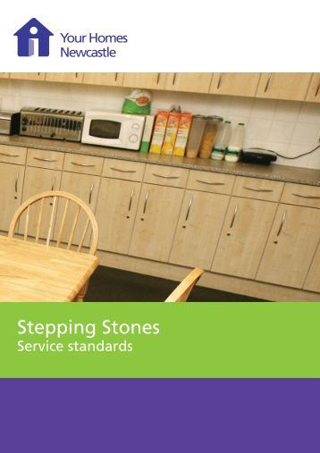Stepping Stones service standards   Your Homes Newcastle. a full copy of the NFS Service Standards   Your Homes Newcastle