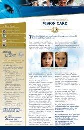 VISION CARE - The Gavin Herbert Eye Institute