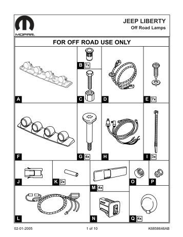 Jeep Tow Bar Wiring Harness on wiring diagram for towbar