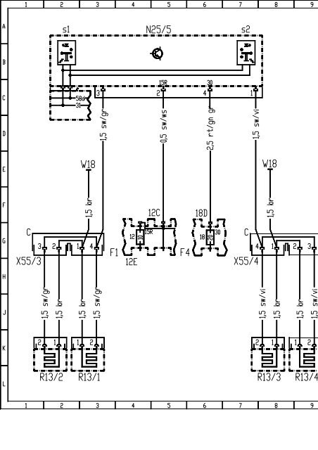 W210 Front Seat Heater Wiring Diagram Pdf