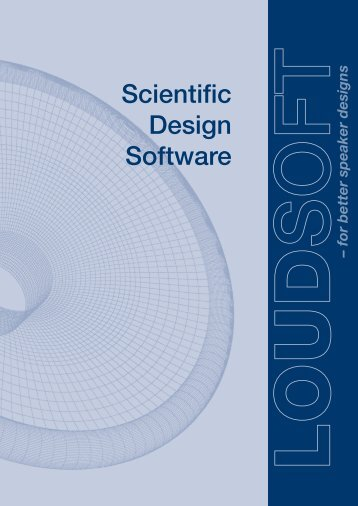 Download the full LOUDSOFT brochure