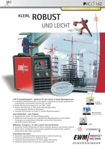 PICO 162 - TST Team Schweisstechnik