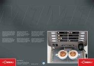 Cimbali produce macchine per caffè espresso e cappuccino dal ...