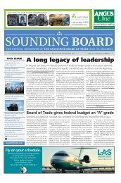 A long legacy of leadership - Vancouver Board of Trade