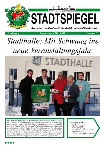 Stadtspiegel - Stadt Limbach-Oberfrohna
