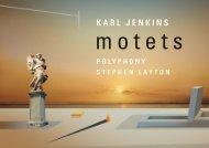 Digital Booklet - Karl Jenkins_ Mote