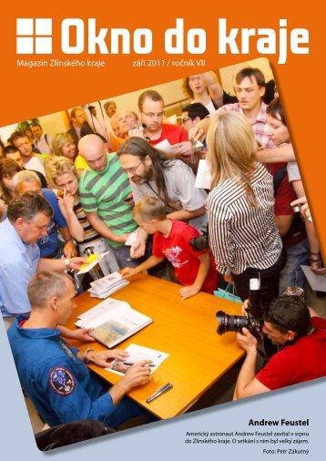 Magazín Zlínského kraje září 2011 / ročník VII ... - Okno do kraje