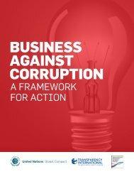 Business Against Corruption - A Framework for Action - International ...