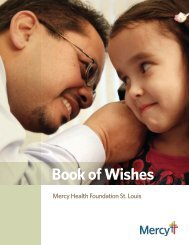 Book of Wishes - Mercy