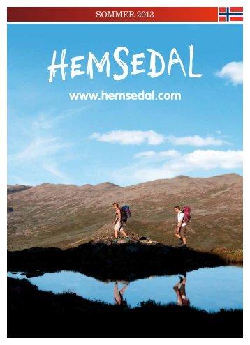sommer 2013 - Hemsedal.com