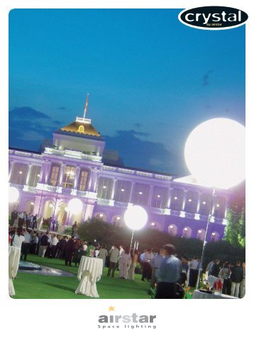 ficheGB_crystal.indd 1 08/07/2008 11:02:14 - Airstar Light