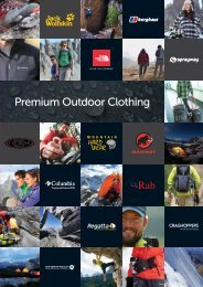 Premium Outdoor Clothing - The Outdoors Company