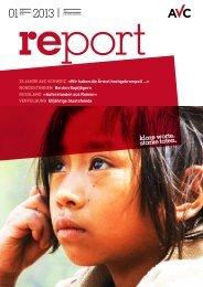 1/2013 - AVC Deutschland: Aktion für verfolgte Christen und ...