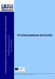 İyi Uygulamalar Katalogu - Supported employment PWD ...