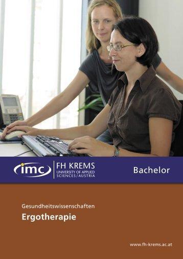 Ergotherapie Bachelor