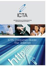 ICTA Consumer Guide: The Internet