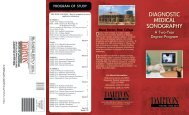 PDF brochure - Darton College