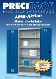 AMB-Aktion - Klein Tooling