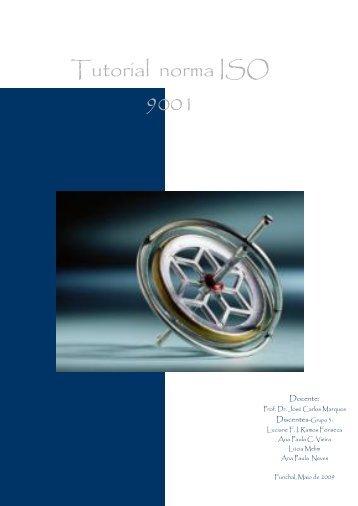 Tutorial norma ISO 9001
