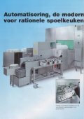 automatisering in uw spoelkeuken - Bouter BV - Page 2