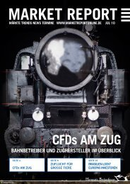 CFDs AM ZUG - Hanseatic Brokerhouse