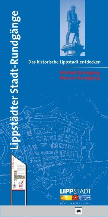 Lippstädter Stadt-Rundgänge - Lippstadt