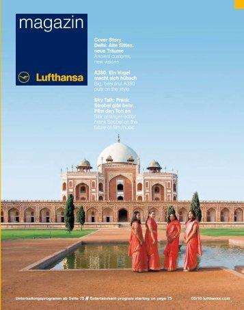Cover Story Delhi: Alte Sitten, neue Träume Ancient customs, new ...