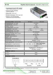 DP-150 - FG-Elektronik GmbH