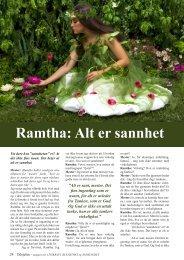 Ramtha: Alt er sannhet - Ildsjelen