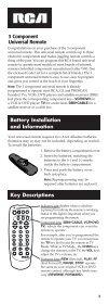 remote Remote - Radio Shack - Page 3