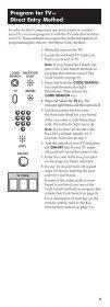 remote Remote - Radio Shack - Page 5