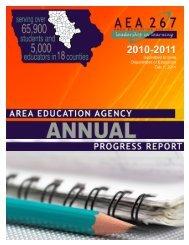 2010-2011 AEA 267 APR