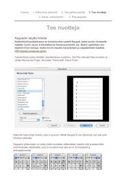 PDF-tiedosto tulostusta varten. - Matti Ruippo