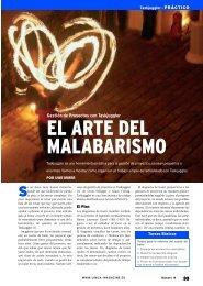 EL ARTE DEL MALABARISMO - Linux Magazine