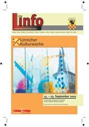 15. ? 23. September 2007 - Linnich
