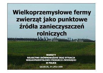 Aleksandra Antonowicz (Polska Zielona Sieć) - Baltic Green Belt