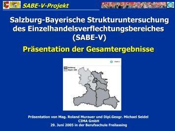 SABE-V - Bayern