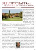 Birdie 2/2010 - Golfclub Konstanz - Page 5