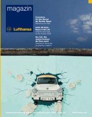 +49(0) - Lufthansa Media Lounge: Home