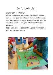 Läs barnens egna berättelser - Pedagog Stockholm