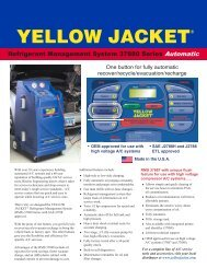 37880 Spec Sheet pg. 1.ai - Yellow Jacket