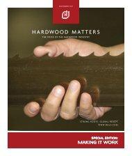 hm - Nov11 - cover.indd - National Hardwood Lumber Association