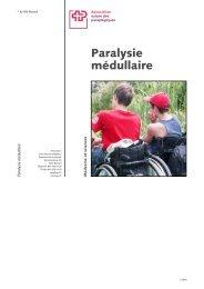 Paralysie médullaire - wheelchair.ch