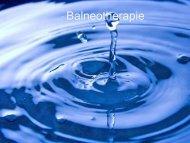 Balneotherapie - Realschule-Beilngries.de