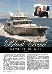 Black Pearl - Professional Skipper Magazines