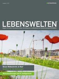 Richtfest für 262 Wohnungen Wunschwohnungen am PC - Interboden